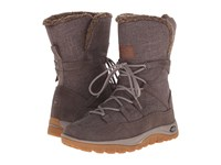 Jack Wolfskin Rhode Island Winter High Siltstone Women's Shoes Brown