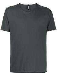 Giorgio Brato Unfinished Hem T Shirt 60