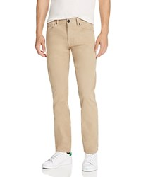 Rwh14 Clocktower Canvas Slim Fit Jeans Khaki