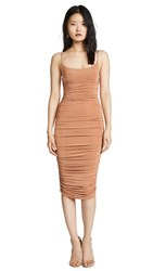Misha Collection Faith Dress Bronze