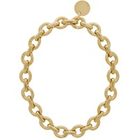 Chloe Gold Chain Link Necklace