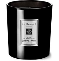 Jo Malone Oud And Bergamot Cologne Intense Home Candle 200G Colorless