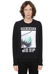 Kenzo Maxi Patch Cotton Sweatshirt