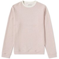 Oliver Spencer Robin Stripe Sweat Pink
