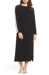 Naked Women's Maxi Nightgown Black