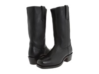 Frye Cavalry 12L Black Leather Men's Pull On Boots