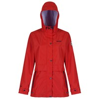 Regatta Bayleigh Jacket Red