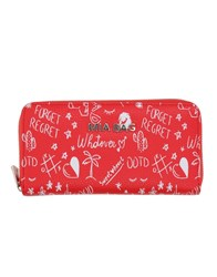 Mia Bag Wallets Red