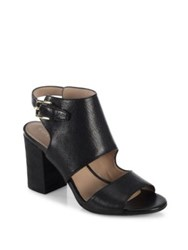 Cole Haan Kathlyn Leather Booties Ironstone Leather