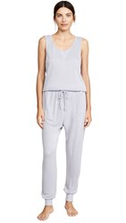 Honeydew Intimates Fall Forever Lounge Jumpsuit Orchid Tint