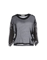 Alysi Shirts Blouses Women Black