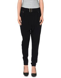 Atos Lombardini Trousers Casual Trousers Women Black