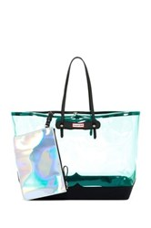 Hunter Original Clear Tote Gray