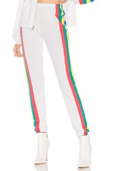 Wildfox Couture Spectrum Bottoms Knox Pant White