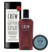 American Crew Ultimate Duo Kit Bath And Body Gift Set