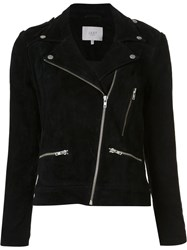 Just Female Peaked Lapel Jacket Black