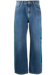 P.A.R.O.S.H. Ceans Cropped Jeans 60