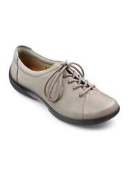 Hotter Dew Original Extra Wide Shoes Putty