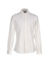 Siviglia Shirts Shirts Men White