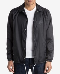 Quiksilver Men's Always Surfing Jacket Black