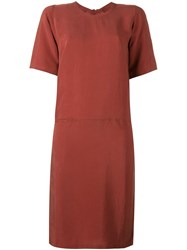 Humanoid 'Bem' Dress Red