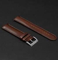 Montblanc Summit Leather Watch Strap Brown