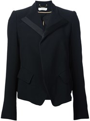 Chloe Shawl Collar Blazer Black