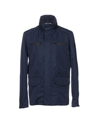 Lumberjack Jackets Dark Blue
