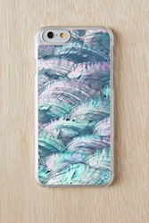 Urban Outfitters Recover Natural Shell Iphone 6 Case Purple