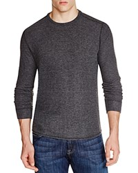 Velvet Heathered Long Sleeve Tee