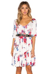 Somedays Lovin True Romance Floral Dress White