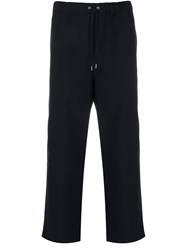 Oamc High Rise Cropped Trousers 60