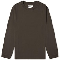 Mhl By Margaret Howell Mhl. Wide Crew Sweat Black