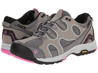 Jack Wolfskin Crosswind Texapore O2 Low Pink Hortensia Women's Shoes