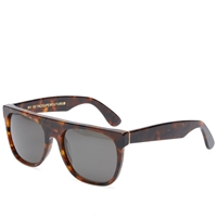 Super Flat Top Sunglasses Havana