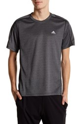 Adidas Seam Detail Tee Black