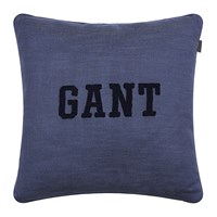 Gant Cushion 50X50 Sateen Blue