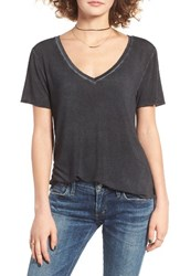 Women's Bp. Washed V Neck Tee