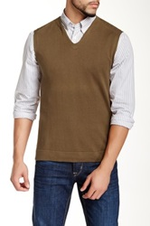 Faconnable Sweater Vest Green