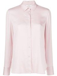 Vince Long Sleeve Shirt Pink