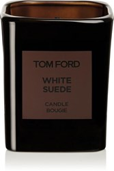 Tom Ford Beauty Private Blend White Suede Scented Candle Colorless