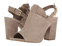 Seychelles Sightseeing Taupe Women's Clog Mule Shoes