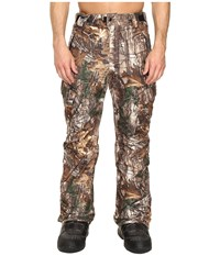 686 Authentic Smarty Cargo Pants Realtree Xtra Camo Men's Casual Pants White