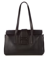 Max Mara A Tote Bag Black
