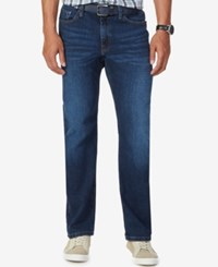 Nautica Men's Relaxed Fit Ocean Surf Wash Jeans