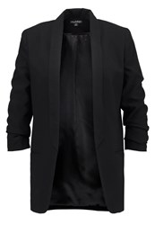 Miss Selfridge Tux Blazer Black