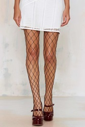 Nasty Gal Net To Mention Fishnet Tights