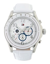 Tommy Hilfiger Wrist Watches White