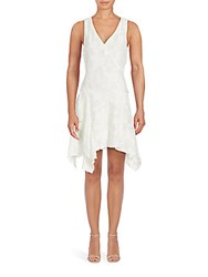 Derek Lam Solid Asymmetric Dress