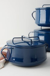 Dansk Kobenstyle Casserole Pot With Lid Navy